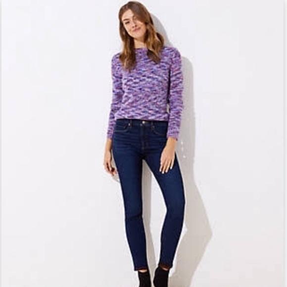 LOFT Denim - Ann Taylor Loft Modern Skinny Jeans - Size 10